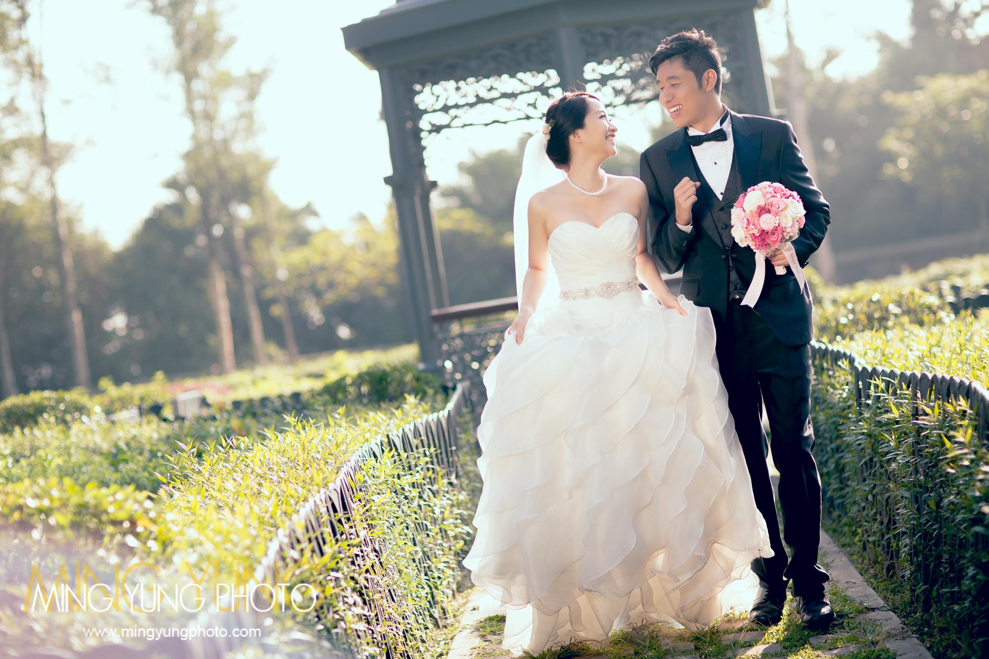 Kiana Ken Pre Wedding In Hong Kong